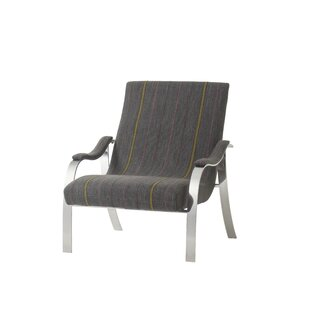 Mantis Leather Lounge Chair by Resource Decor