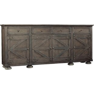 Vintage West Sideboard Hooker Furniture