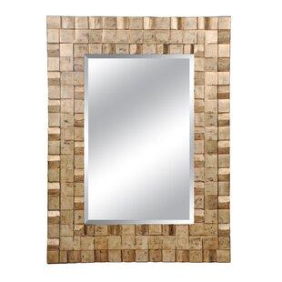 Fleur De Lis Living Dorothea Wall Mirror