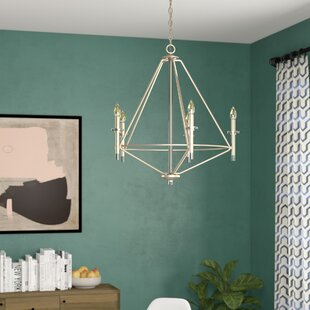 Clontz 5-Light Chandelier by Brayden Studio