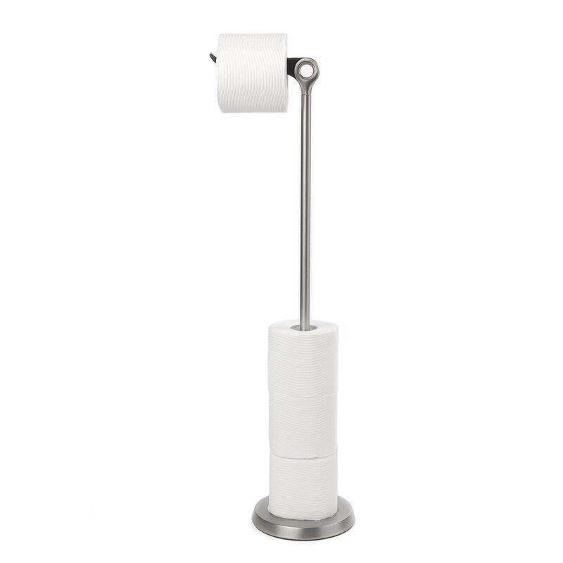 Tucan Freestanding Toilet Paper Holder