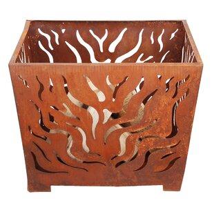 EsschertDesign Laser Cut Steel Wood Burni..
