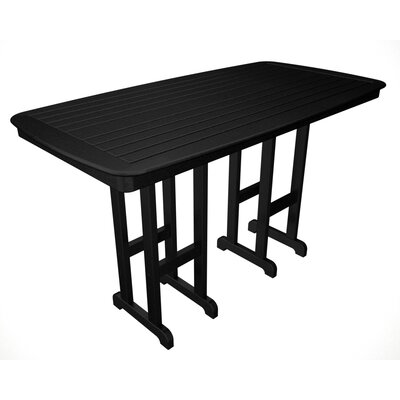Nautical Plastic Bar Table by POLYWOOD® Best #1
