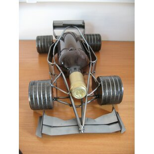 Formula 1 Bottle Tabletop Wine Rack