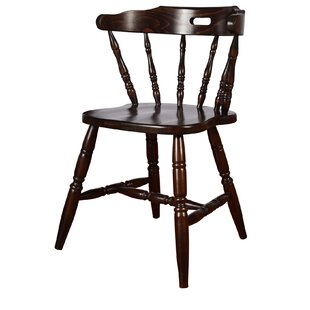 Colonial Solid Wood Dining Chair (Set of 2)