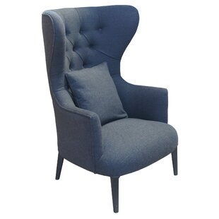 Dollie Wingback Chair By Rosalind Wheeler