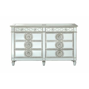 Montana 8 Drawer Double Dresser