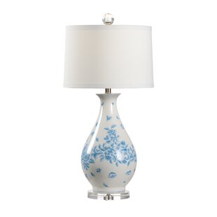 Spring Time 31'' Table Lamp