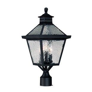 Britton Outdoor 3-Light Lanter..