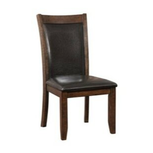 Mahle Upholstered Dining Chair (Set of 2) by Millwood Pines
