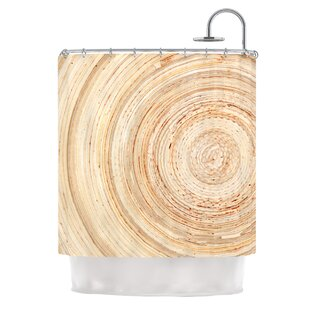 Ring Of Life By Susan Sanders Single Shower Curtain by East Urban Home 2019 Online