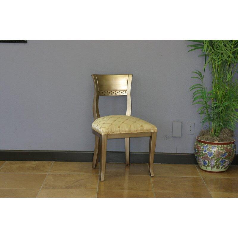 Astoria Grand Nesler Upholstered Dining Chair Wayfair