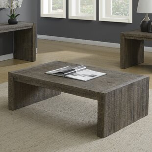 Stackpole Coffee Table by Millwood Pines Wonderful