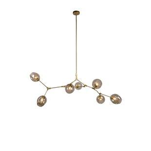 Ivy Bronx Arcade 7-Light Sputnik Chandelier