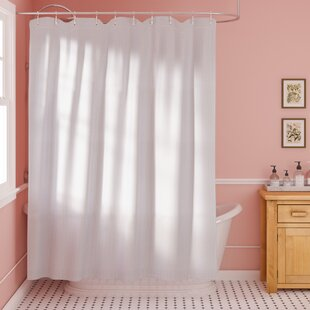 Clearance Mahomet 100% Cotton Shower Curtain By Andover Mills