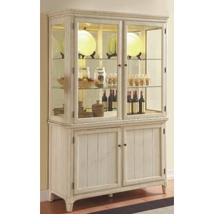 Dews Display Cabinet By Beachcrest Home
