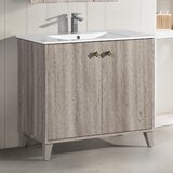 Eclair 36 Single Bathroom Vanity by Swiss Madison