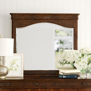 Johnston Traditional Dresser Mirror by Birch Lane™ Heritage