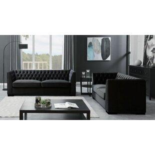 Alden 2 Piece Sofa Set By Willa Arlo Interiors