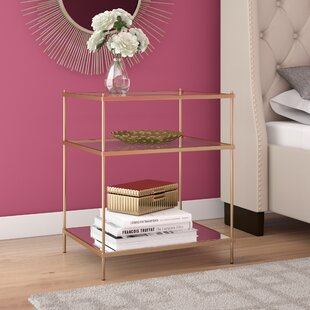 Juliette End Table Willa Arlo Interiors