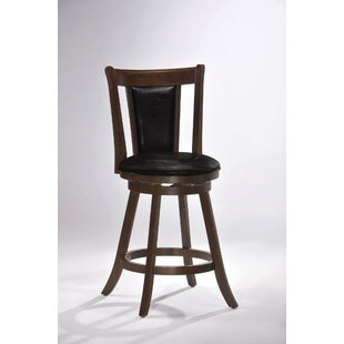 Holt-Little Swivel Bar Stool by Red Barre..