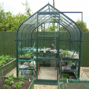 Orion 1.9m W X 2.6m D Greenhouse By WFX Utility