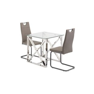 Duppstadt Dining Table By Wade Logan