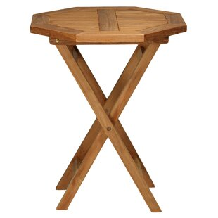 Highland Dunes RJ Outdoor Teak Folding Bi..