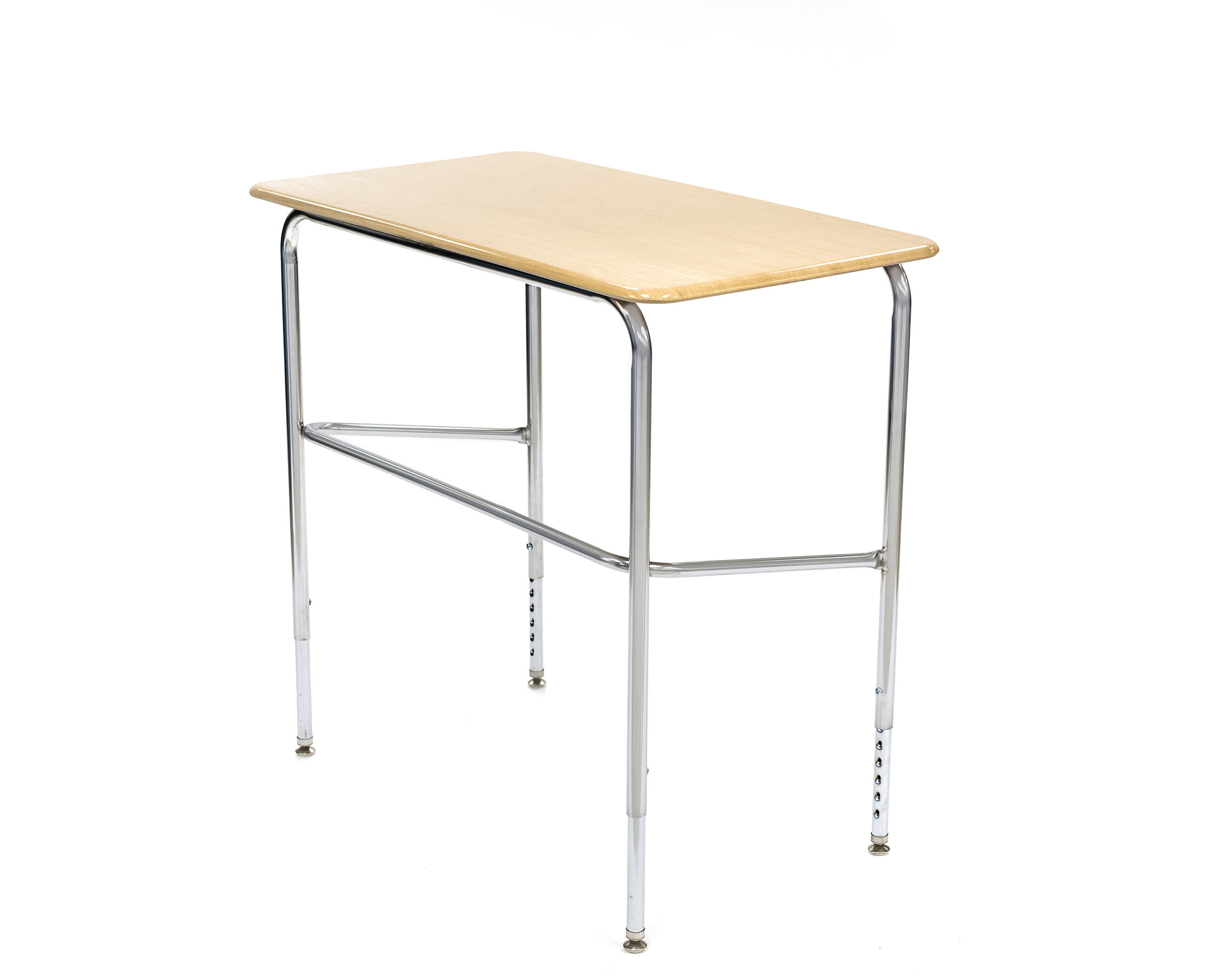 Scholar Craft 2100 Series Plastic Adjustable Height Collaborative Desk Wayfair