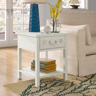 Compare & Buy Dudek End Table With Storage By Beachcrest Home