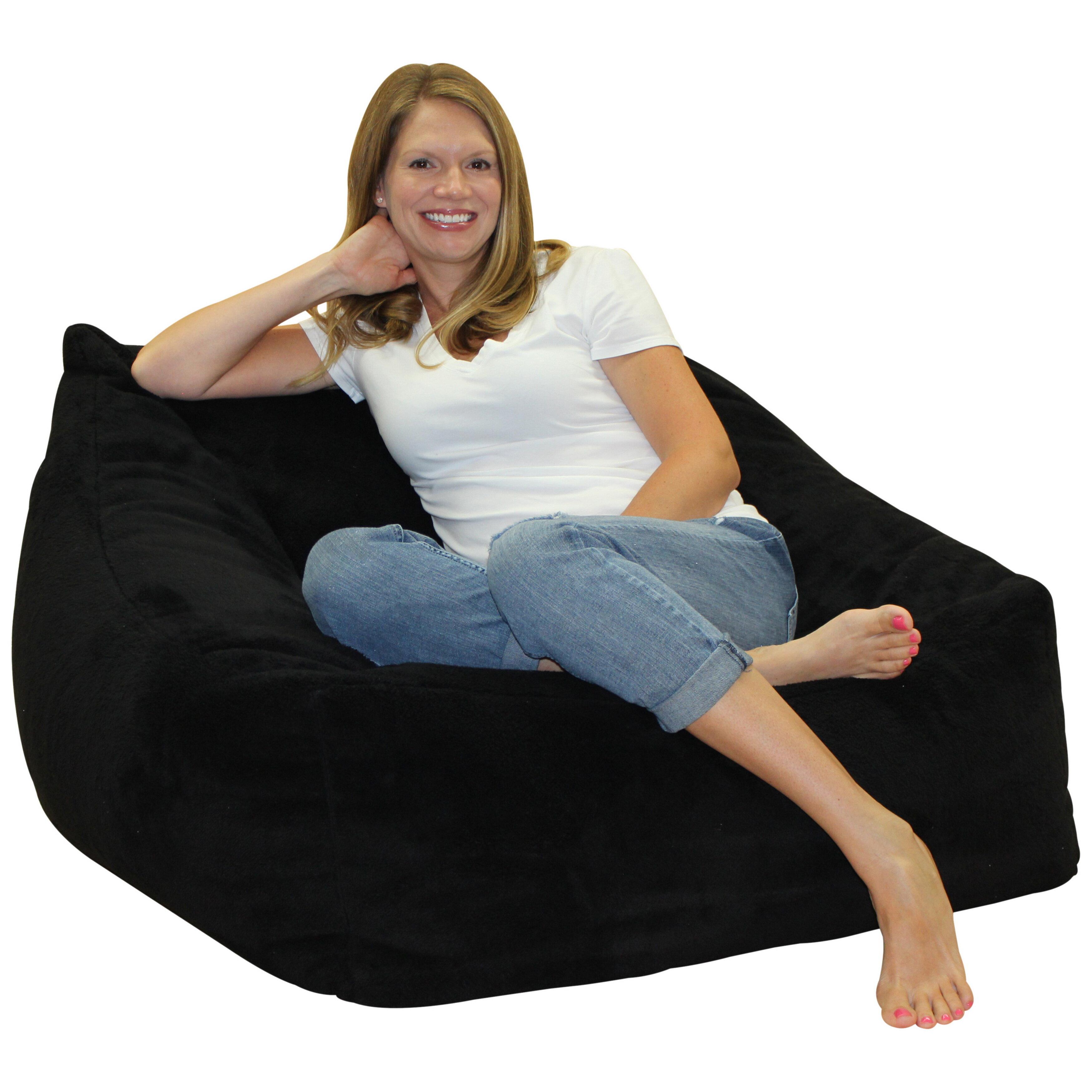 Superieur Latitude Run Soft Foam Bean Bag Chair | Wayfair