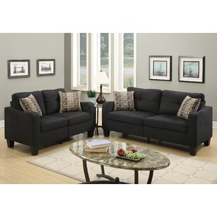 Charli 2 Piece Living Room Set by Winston Porter