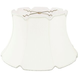 17 Silk/Shantung Bell Lamp Shade