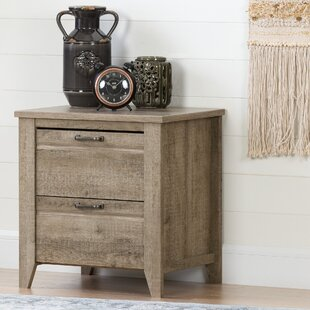 Lionel 2 Drawer Nightstand by South Shore