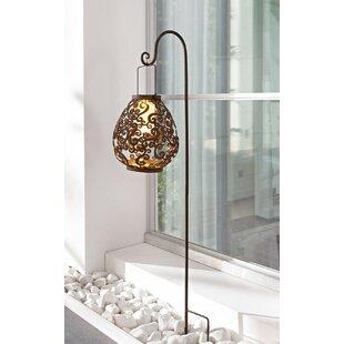 Fairbanks 3 Light Floor Lantern By World Menagerie