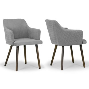 Albany Arm Chair (Set of 2) Glamour Home Decor