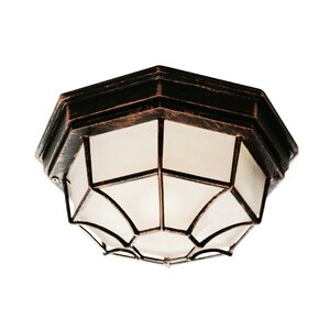 Nita 1-Light Flush Mount