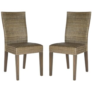 Magdalen Side Chair (Set Of 2) by Bay Isle Home 2019 Coupont