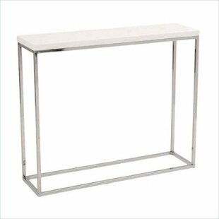 Rupe Narrow Console Table by Orren Ellis