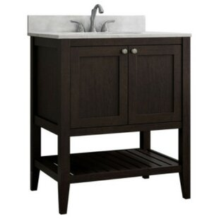 Great Price Vanguard 42 Single Bathroom Vanity Base Only By CNC Cabinetry