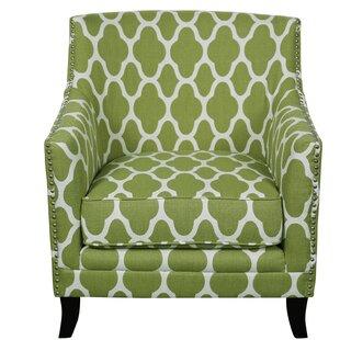 Porter International Designs Cassie and Arabesque Armchair