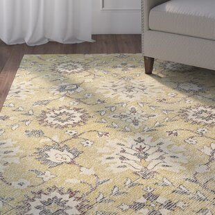 Fairhaven Handmade Gold Indoor/Outdoor Area Rug