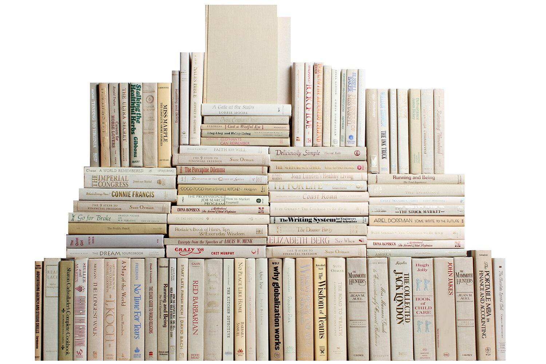 Booth Williams 100 Piece Authentic Decorative Book Set Wayfair