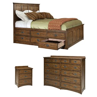 Boehme Panel Configurable Bedroom Set by Foundry Select Today Sale Only