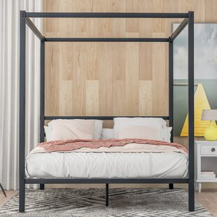 Aniza Queen Canopy Bed