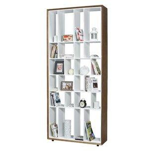Alfemo California Puzzle Standard Bookcase