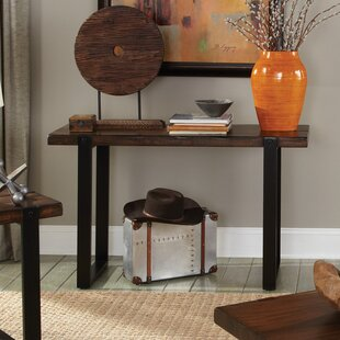 Review Micaela Console Table By Union Rustic