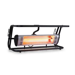 Team Mate Electric Patio Heater By Blumfeldt