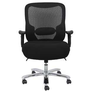 Essentials High-Back Mesh Office Chair by OFM