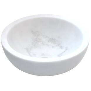 Eden Bath Small Bowl Honed..